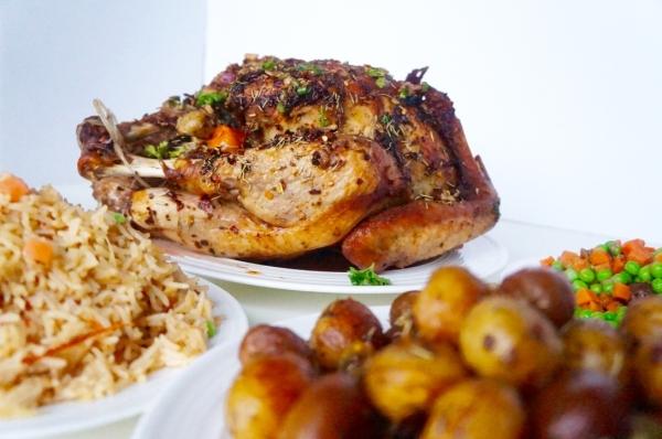 Suya spiced whole turkey my nigerian thanksgiving thanksgiving nigeria turkey recipe forumfinder Choice Image