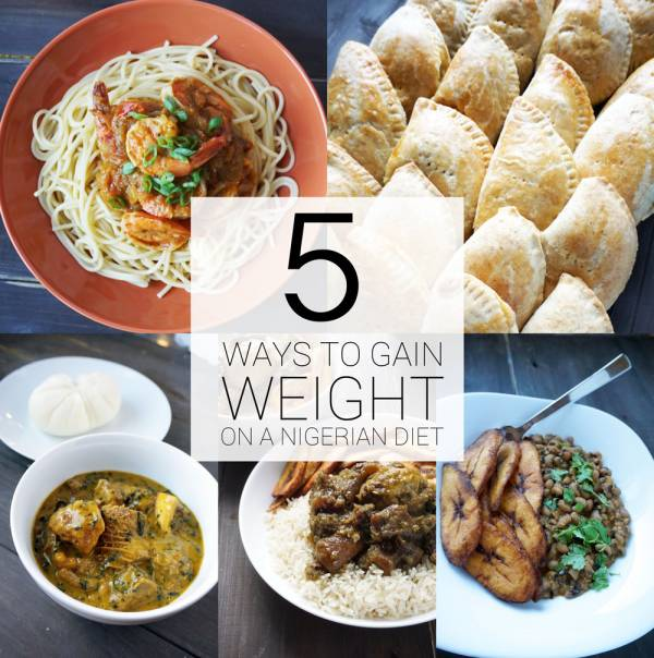 5 healthy ways to gain weight on a nigerian diet gain weight muscle nigerian food healthy forumfinder Choice Image