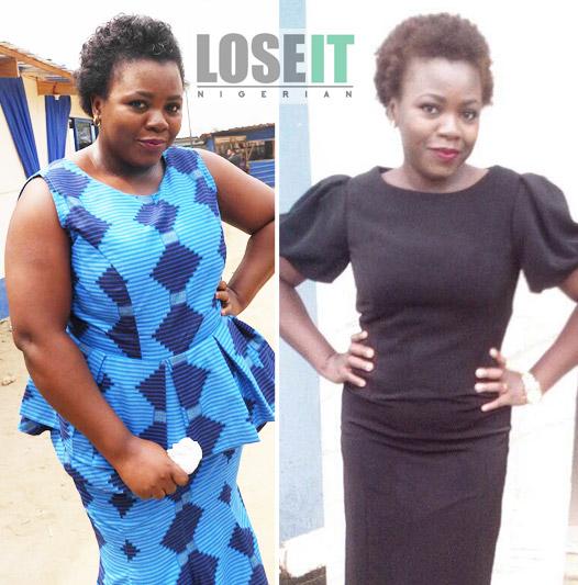 Nigerian Weight Loss ebook - calorie information